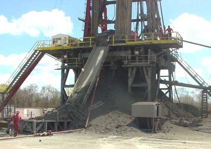 Oilrig - Oilfield Geomechanics