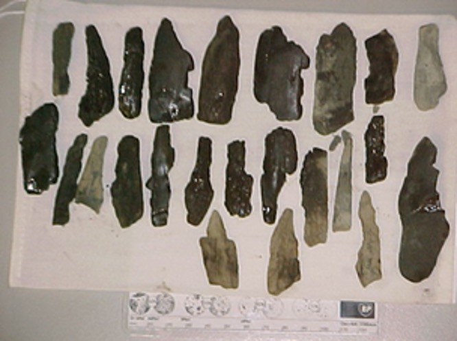 Rock samples - Near-Wellbore - Oilfield Geomechanics